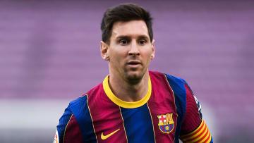 Lionel Messi est sans club depuis le 1er juillet