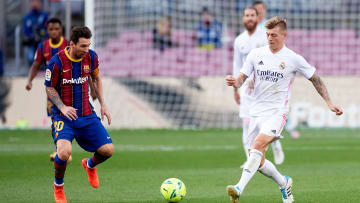 Barcelona and Real Madrid first played each other more than a century ago