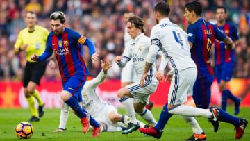 Lionel Messi, Luka Modric, Sergio Ramos, Luis Suarez