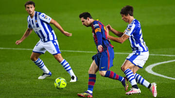 A l'aller, les Barcelonais l'avaient emporté 2-1.