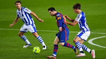 Lionel Messi, Le Normand