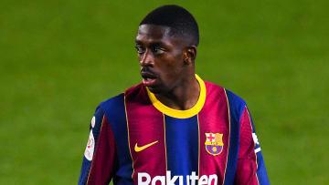 Ousmane Dembélé findet bei Barca immer besser zu seinem Spiel.