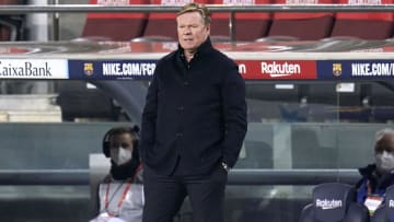 Ronald Koeman was delighted with Barcelona's performance against Sevilla
