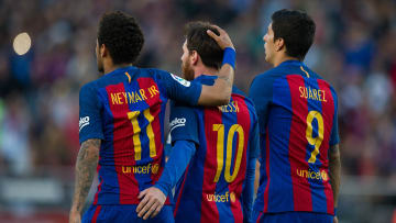 Barcelona continued their domination of Spanish football with these three running riot