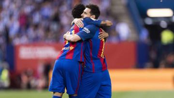 Lionel Messi, Neymar da Silva Santos Junior