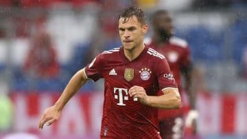 Kimmich has inked fresh terms at Bayern