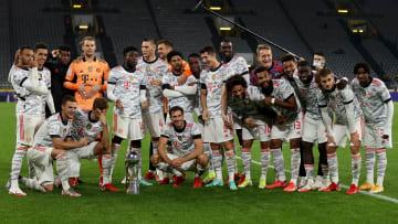 Bayern Munich won the Supercup in midweek