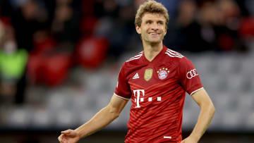 Müller comenta sobre Lewandowski e Giovane Élber.