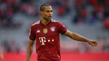 Serge Gnabry soll in München möglichst frühzeitig verlängern