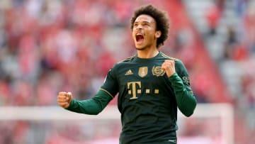 Sané zeigte gegen Bochum eine starke Vorstellung