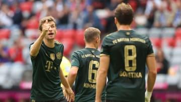Bayern hatte gegen Bochum keine Probleme