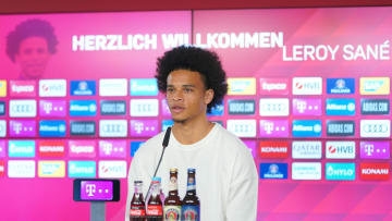 Leroy Sane has let slip that Kai Havertz may have agreed a move to Chelsea