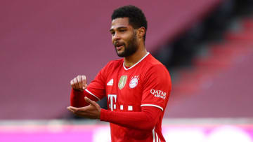 Gnabry will miss a huge game for Bayern