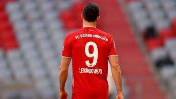 Robert Lewandowski hat sich verletzt