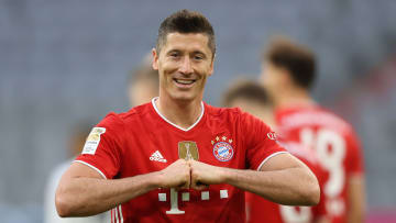 Robert Lewandowski is attracting transfer interest from a number of top European clubs