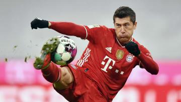 Robert Lewandowski soll seinen FC Bayern zum Sieg schießen