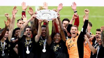 Der FC Bayern hat zum neunten Mal in Folge die Meisterschale in den Händen. Im Fokus standen heute jedoch auch die Verabschiedungen und Lewandowski.