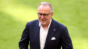 Rummenigge recently stepped down from his Bayern role