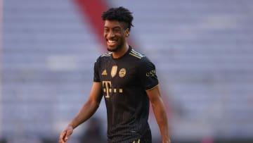 Die Verhandlungen zwischen Kingsley Coman und dem FC Bayern liegen auf Eis