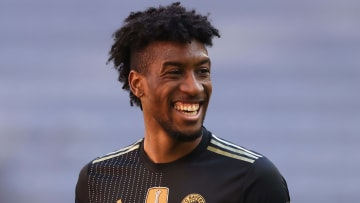 Coman joined Bayern in 2015, initially on loan