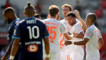 FC Bayern Muenchen v Olympique de Marseille - Friendly Match