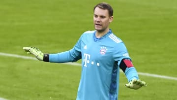 400 not out for Neuer....and counting