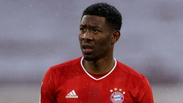 David Alaba has confirmed he will leave Bayern this summer