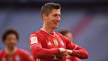 Lewandowski has had another superb season