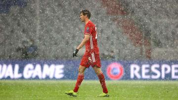 Schaffen Thomas Müller und die Bayern doch noch den Sprung ins Halbfinale?