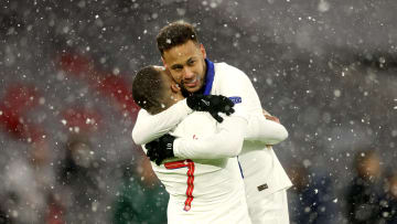 Both Neymar and Mbappé shone against Bayern Munich