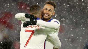 Neymar y Mbappé, de lo mejor de los cuartos de final de la Champions League