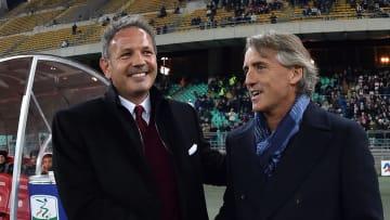 Mihajlovic e Mancini