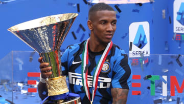 Young won Serie A with Inter