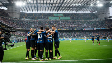 Inter are looking for their first Champions League points of the season