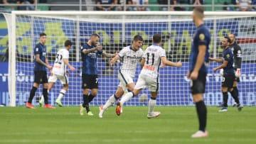 Inter e Atalanta protagonizaram um dos grandes jogos do ano