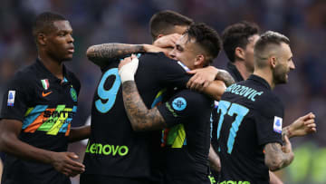 New faces but same old story for Inter