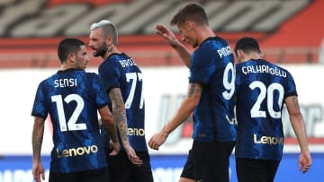 Inter are back in Serie A action this weekend