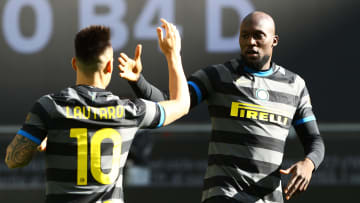 Romelu Lukaku and Lautaro Martinez instrumented a big win for Inter