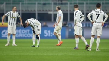 Cristiano Ronaldo, Aaron Ramsey, Rodrigo Bentancur, Leonardo Bonucci, Giorgio Chiellini