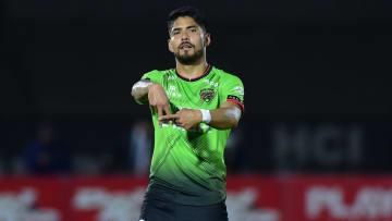 Martín Galván y Bravos de Juárez se despidieron del Guard1anes 2021 con un golazo.