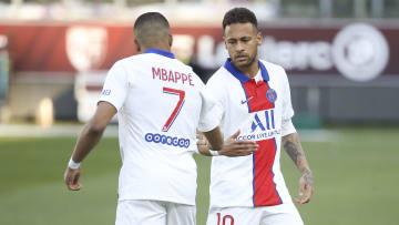 PSG de Neymar joga sua sobrevivência na corrida pelo título francês