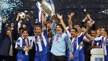Porto campeão em 2003/04 era algo que poucos imaginavam