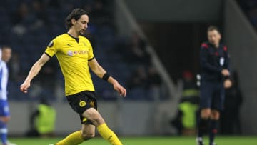 Neven Subotić con el Dortmund
