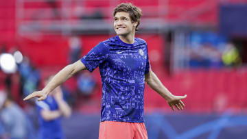 Marcos Alonso could leave Chelsea