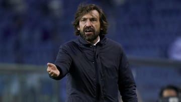 Andrea Pirlo was unimpressed with the referee