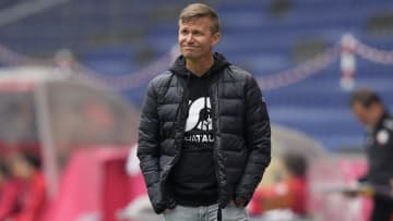 Jesse Marsch will take over at RB Leipzig in the summer