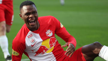 Patson Daka has been in fine form for RB Salzburg this season