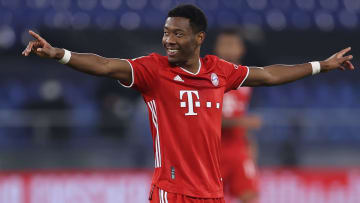 David Alaba's move to Real Madrid is not done