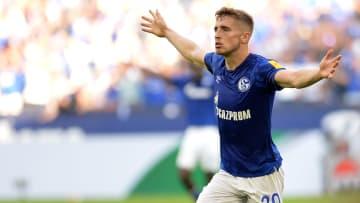 Jonjoe Kenny - a product of Everton's youth system - spent last season on loan at Schalke