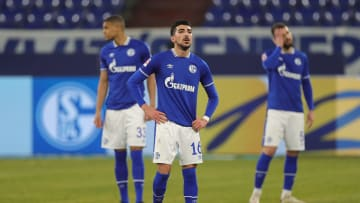 Schalke have been in miserable form all season